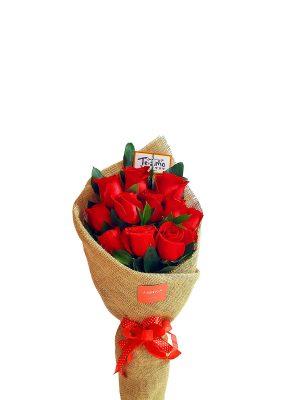 Ramo wawa x12 rosas